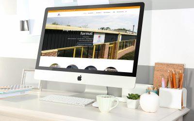 Création du site vitrine de Silkolor