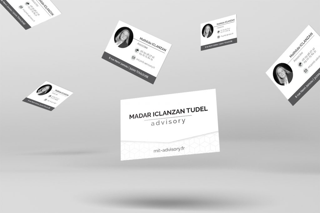 Charte graphique MIT Advisory Toulouse Bewithyou