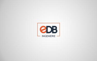 Logo et carte de visite EDB-Ingénierie