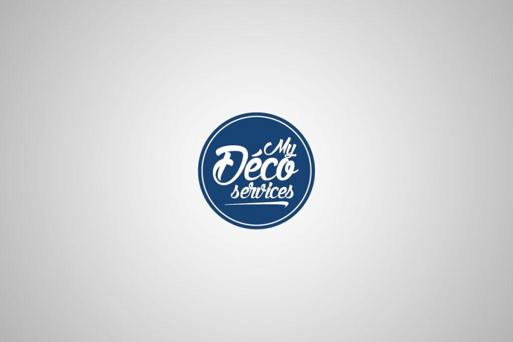 Logo My Déco Services Dijon, Bewithyou