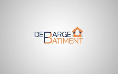Réalisation du logo de Debarge Bâtiment
