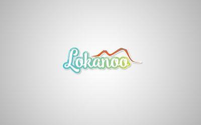 Création du logo de Lokanoo
