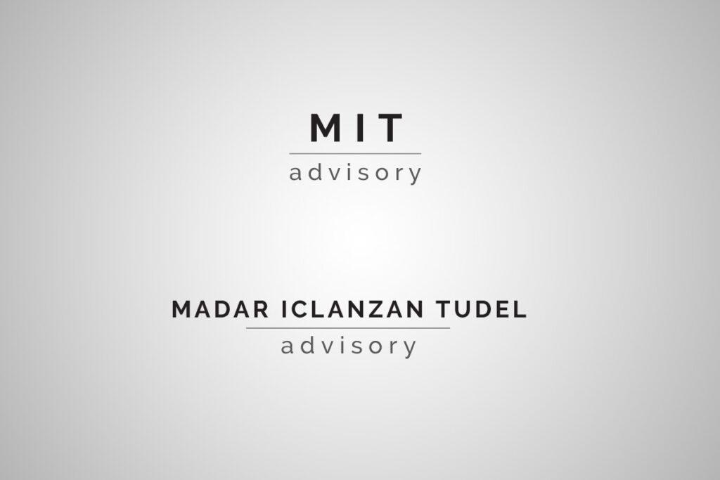 Deux formats de Logo MIT-Advisory, par Bewithyou