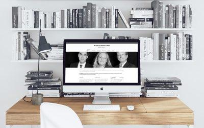 Création site internet MIT-Advisory
