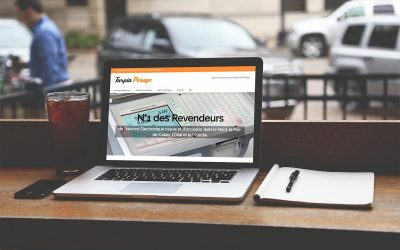 Développement du site internet Turpin Pesage