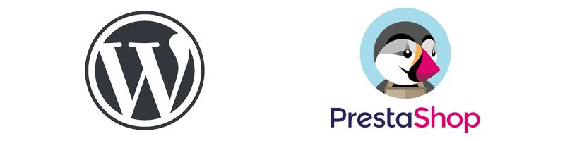 WordPress et Prestashop, deux CMS permettant le e-commerce